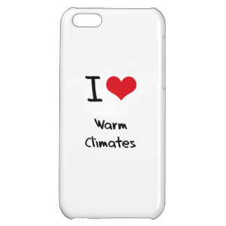 Liebe I warme Klimata