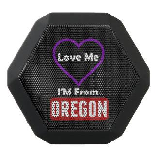 Liebe ich, komme ich aus Oregon Schwarze Bluetooth Lautsprecher