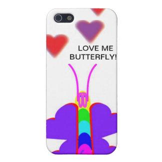 Liebe ich Speck-Kasten iPhone 5 Cover