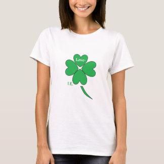 Liebe-IE shamrock.jpg T-Shirt