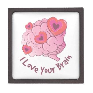 Liebe Ihr Gehirn Schachtel
