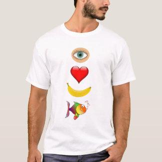 Liebe Ihre Bananenfische! T-Shirt