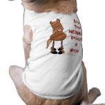 Liebe Ihre 'NEIGH'bor Pferderettung Haustiershirt