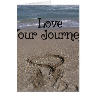 Liebe Ihre Reise Karte