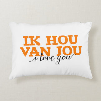 Ik Hou Van Jou  / I Love You Dutch Words