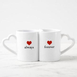 Liebe immer und für immer liebestasse