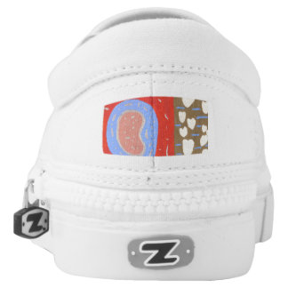 Liebe-Insel-Slipper Slip-On Sneaker