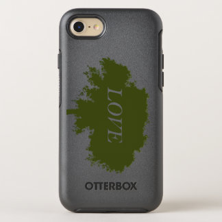 Liebe iPhone 7 Fall OtterBox Symmetry iPhone 8/7 Hülle