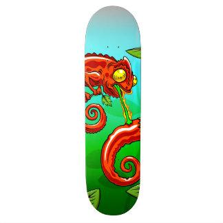 Liebe ist blind - Chamäleon versagen Skateboard Deck