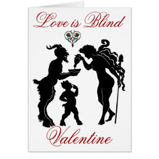 Liebe ist blind karte