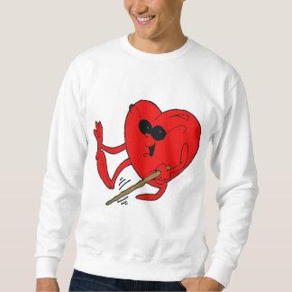Liebe ist blind sweatshirt