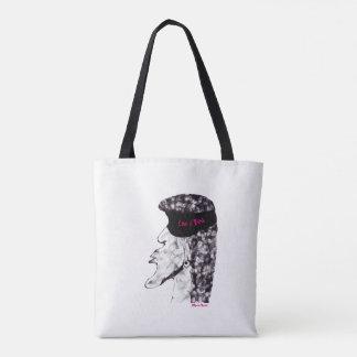 Liebe ist blinde Designer-Taschen-Tasche Tasche