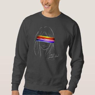 Liebe ist das blinde Geschlecht Sweatshirt