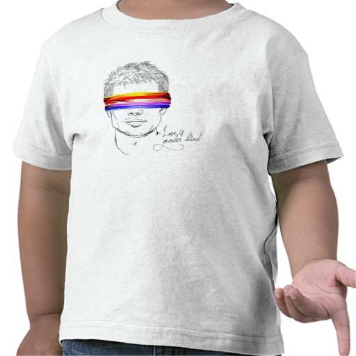 Liebe ist das blinde Geschlecht Shirt