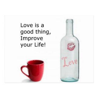 Liebe ist eine gute Sache v2.png Postkarte