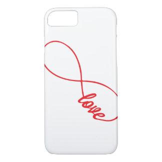 Liebe ist für immer iphone Fall iPhone 8/7 Hülle