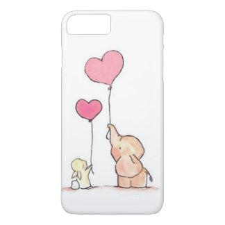 Liebe ist in der Luft iPhone 8 Plus/7 Plus Hülle