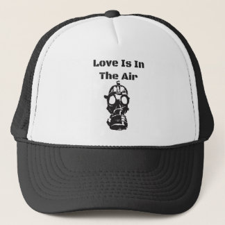 Liebe ist in der Luft Truckerkappe