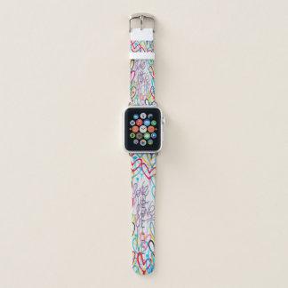 Liebe ist Liebe-Apple-Uhrenarmband Apple Watch Armband