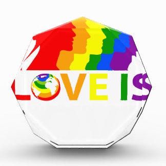 Liebe ist Liebe Auszeichnung