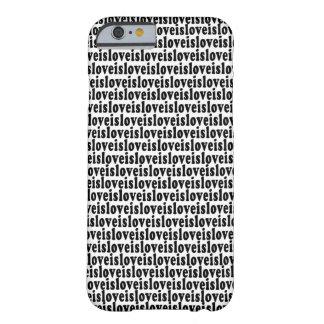 Liebe ist Liebe Iphone 6 kaum dort Fall