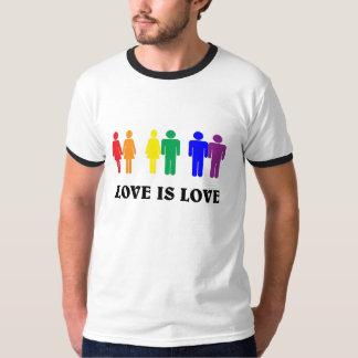 Liebe ist Liebe. LGBT T-Shirt