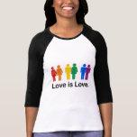 Liebe ist Liebe Tshirt