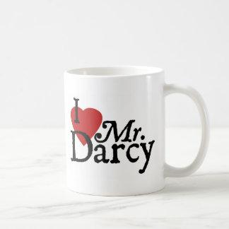 LIEBE Janes Austen I Herr Darcy Kaffeetasse