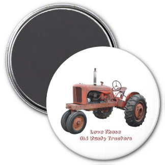 Liebe jene alten rostigen Traktoren Magnete