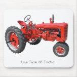 Liebe jene alten Traktoren Mauspads
