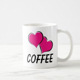 Liebe-Kaffee Kaffeetasse