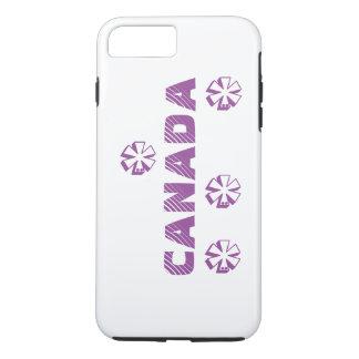 Liebe-Kanada-Bild iPhone 8 Plus/7 Plus Hülle