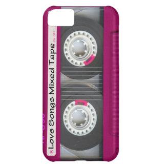 Liebe-Kassetten-Band iPhone 5C Schale