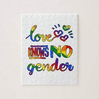 Liebe kennt kein Geschlecht Puzzle
