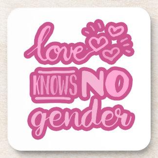 Liebe kennt kein Geschlecht Untersetzer