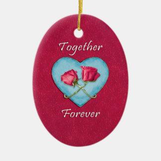 Liebe-Konzept-Entwurf Keramik Ornament