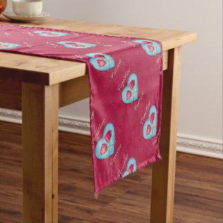 Liebe-Konzept-Entwurf Kurzer Tischläufer