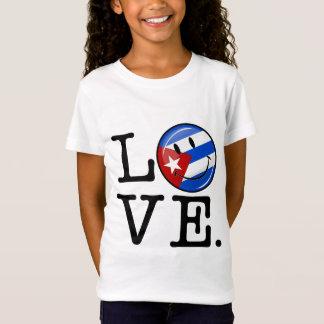 Liebe-Kubaner-Art T-Shirt