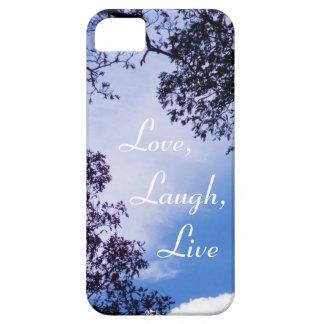 Liebe, Lachen, Live Etui Fürs iPhone 5