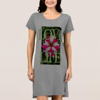 Liebe-Leben Kleid