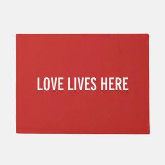 Liebe lebt hier türmatte