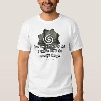Liebe-Letzte-für immer T-shirt