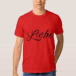 Liebe (Liebe) amerikanischer T - Shirt Männer