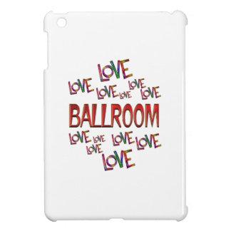 Liebe-Liebe-Ballsaal iPad Mini Cover