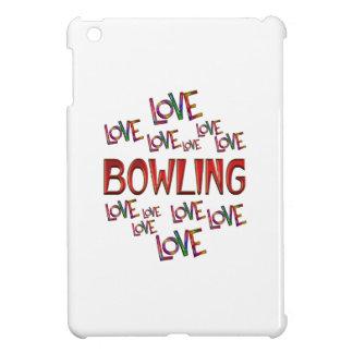 Liebe-Liebe-Bowling iPad Mini Schale