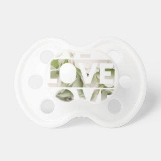Liebe-Liebe-Liebe Baby Schnuller