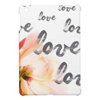 Liebe-Liebe-Liebe iPad Mini Hülle