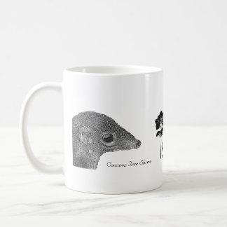 Liebe MacRitchie - allgemeine Baum-Spitzmaus Kaffeetasse