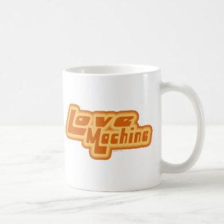 Liebe-Maschinen-Tasse Kaffeetasse