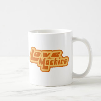 Liebe-Maschinen-Tasse Tasse